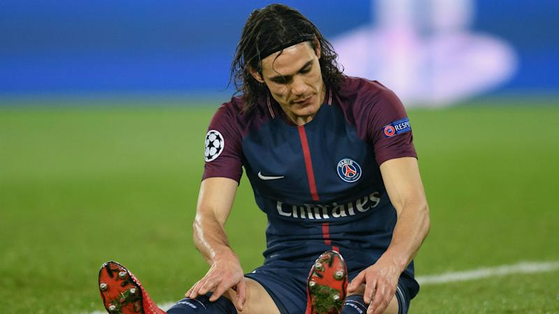 'I was unable to sleep' - Cavani sought medicine in wake of Barcelona defeat