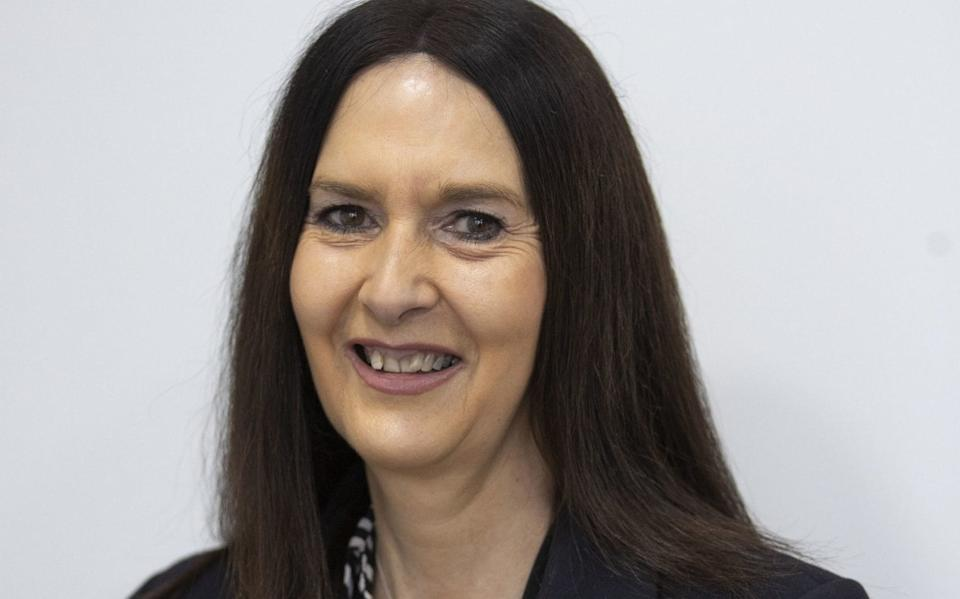 SNP MP Margaret Ferrier who has been arrested and charged in connection with alleged culpable and reckless conduct over an alleged breach of coronavirus regulations between September 26 and 29 2020. - Jane Barlow/PA Wire