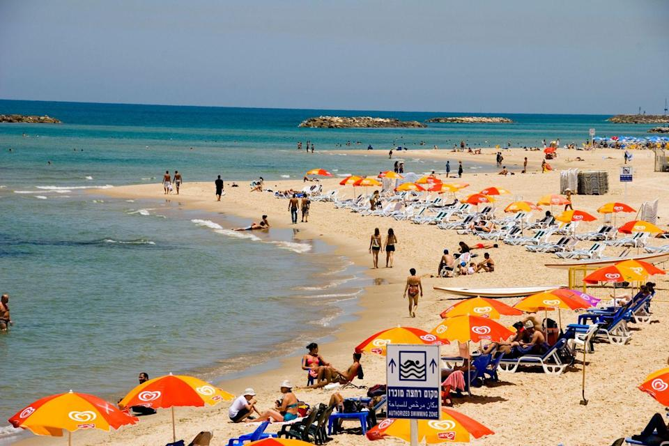 """<p><strong>Tel Aviv, Israel</strong></p><p>The seaside city of Tel Aviv was founded around the ancient port city of Jaffa, and is famous for its lively, 24-hour nightlife and beach culture. It has numerous museums, including the Eretz Israel Museum and the Tel Aviv Museum of Art. You can sprawl out on the beaches and spend your evenings at one of the city's many hot spots, or spend your time soaking up culture and history instead of sunlight. If you want to see more of the country, Jerusalem is a quick flight away.</p><span class=""""copyright"""">Photo: Maria Grazia Casella / Alamy. </span>"""