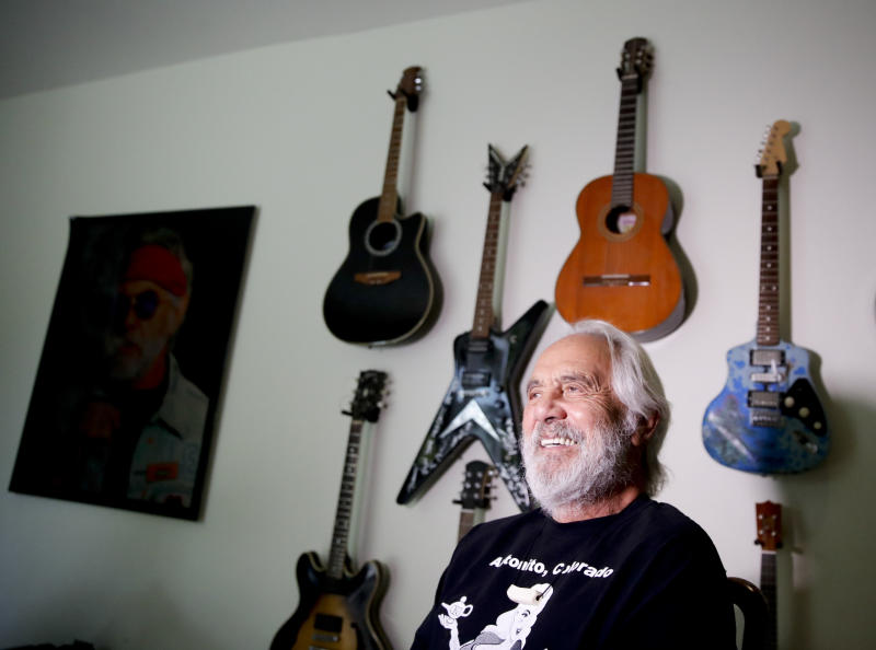 Tommy Chong reflects on pot's evolution as he turns 80