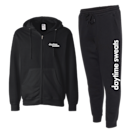 """<p><strong>Cosmopolitan Shop </strong></p><p>cosmopolitan.com</p><p><strong>$65.00</strong></p><p><a href=""""https://shop.cosmopolitan.com/daytime-sweat-set-bundle.html"""" rel=""""nofollow noopener"""" target=""""_blank"""" data-ylk=""""slk:Shop Now"""" class=""""link rapid-noclick-resp"""">Shop Now</a></p><p>You might as well give her something that she'll actually wear — to class, to the dining hall, to just about everywhere. For maximum comfort, throw in the <a href=""""https://shop.cosmopolitan.com/evening-sweat-set-bundle.html"""" rel=""""nofollow noopener"""" target=""""_blank"""" data-ylk=""""slk:evening sweat set"""" class=""""link rapid-noclick-resp"""">evening sweat set</a>, too. </p>"""