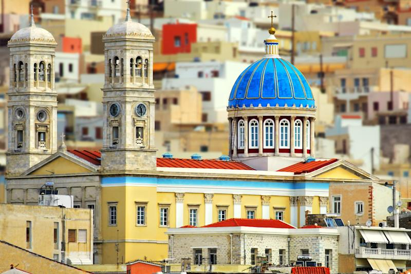 Come for a taste of the real Greece - getty