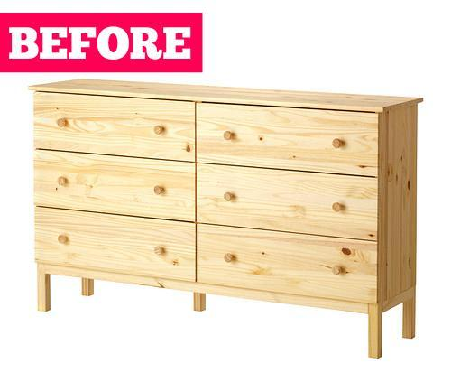 An Ikea Staple Gets A 5 Makeover And