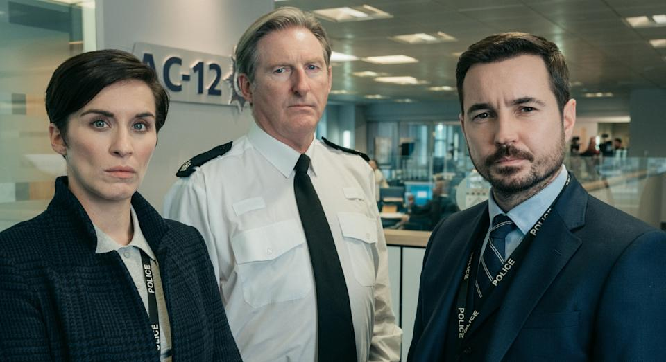 Line of Duty saw 13.8 million viewers tune in for its first episode of season six (BBC)