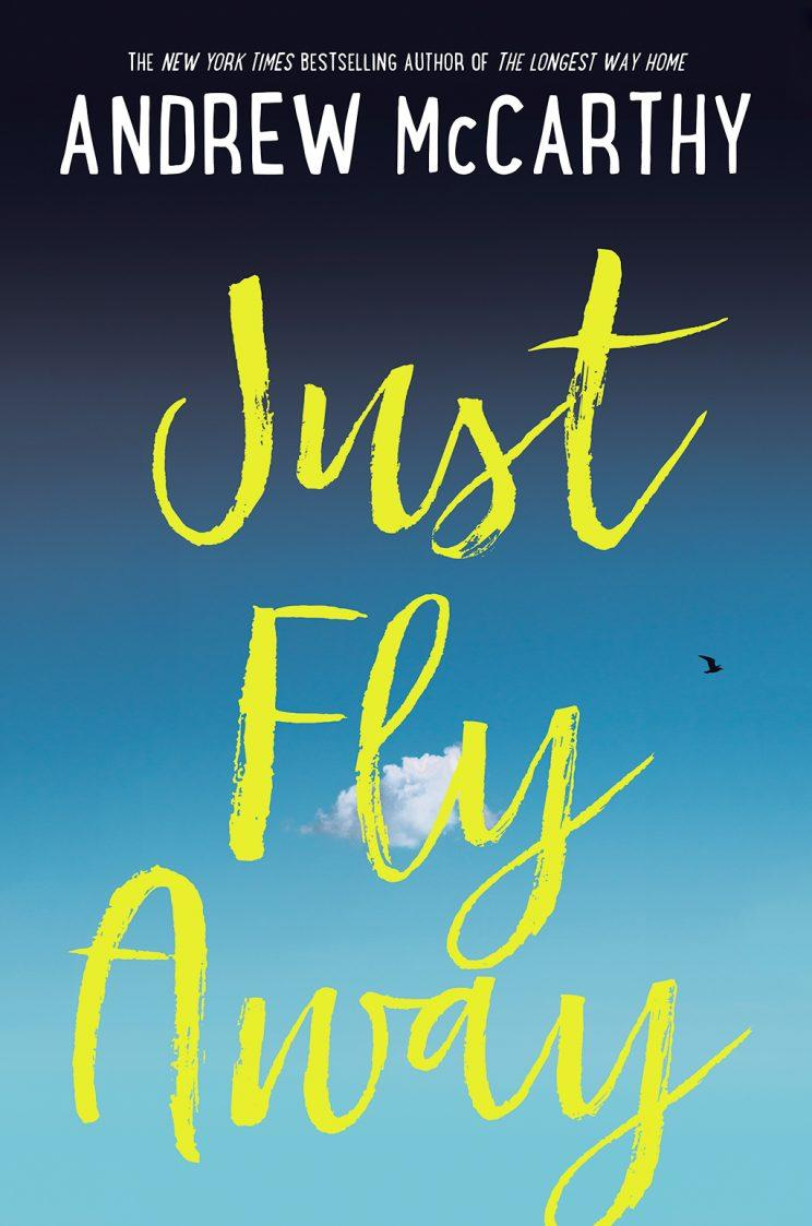 Andrew McCarthy, Just Fly Away, (Credit: Workman Publishing)