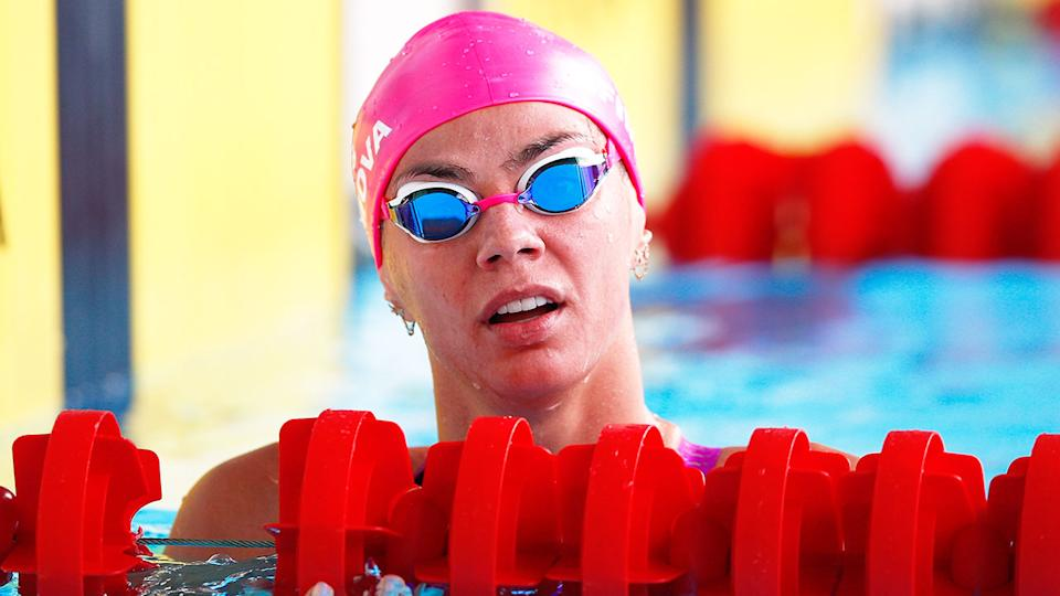 Yulia Efimova has criticised the swimming schedule that panders to US prime time TV. Pic: Getty