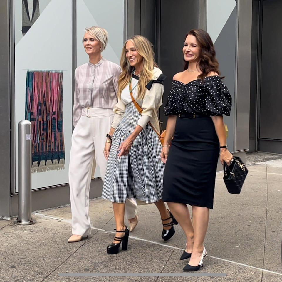 Just Like That Costumes from Sex And The City - GC Images