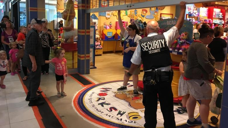 'Pay your age' promo causes chaos for Build-A-Bear