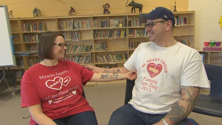 Boy born with heart defect gets big Valentine's surprise