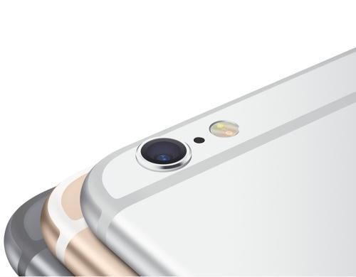 iPhone 6 in three colors