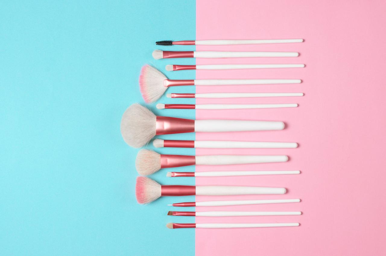 "<p>If you're guilty of neglecting your <a rel=""nofollow"" href=""http://www.goodhousekeeping.com/beauty/g3421/best-makeup-brushes/"">makeup brushes</a>, letting the powder and cream formulas build up on the bristles for weeks, or using more than one color without cleaning in-between ... it's okay! It happens to the busiest of us. But it's good to spend a few minutes each week getting the gunk out. And it's easier than you think! Let's cover a few things before we get cleaning:</p><h2>How often should I clean my makeup brushes? </h2><p>Once or twice a week. ""Ideally, the brushes should be clean every time you use them but that may be a real challenge to most of us,"" says <a rel=""nofollow"" href=""https://www.goodhousekeeping.com/author/1473/sabina-burdzovic-wizemann/"">Sabina Wizemann, senior chemist at the Good Housekeeping Institute Beauty Lab</a>. ""Once or twice a week is probably adequate for brushes used for powder makeup such blushes and bronzers. But brushes used for liquid or cream makeup (like foundations, concealers, and eyeshadows) should be cleaned daily as they are more prone to harbor bacteria that can potentially cause infections.""</p><h2>What should I use to clean them? </h2><p>Try <a rel=""nofollow"" href=""https://www.amazon.com/Johnsons-Baby-Shampoo-25-3-Ounce/dp/B00KL02KRU/ref=sr_1_8?"">baby shampoo</a> or <a rel=""nofollow"" href=""https://www.amazon.com/Ivory-Clean-Original-4-0oz-Packaging/dp/B00I412TII/ref=sr_1_5?"">ivory soap</a>. ""Baby shampoos seem to be widely used to clean brushes and they work really well,"" says Wizemann. ""I would especially recommend cleaning natural fiber brushes with baby shampoo, or use ivory soap because it takes liquid makeup off brushes quite well.""</p><p>While household products like olive oil and vinegar are often mentioned as solutions for brush cleaning, it's best to keep those in the kitchen, says Wizemann. If you want a product specifically made for cleaning makeup brushes, we recommend <a rel=""nofollow"" href=""https://www.amazon.com/dp/B01BSB56OY"">EcoTools Makeup Brush Shampoo</a>, <a rel=""nofollow"" href=""https://www.amazon.com/dp/B010SV32KK"">Real Techniques Brush Cleaner</a>, and <a rel=""nofollow"" href=""https://www.amazon.com/dp/B01GUB205U"">French Nerds Nerdiest Brush Cleanser</a>.</p><h2>What about my Beautyblender? </h2><p>Dab a dime-size amount of cleaning solution onto the sponge. Jami Svay, a professional makeup artist, recommends <a rel=""nofollow"" href=""https://www.amazon.com/Dawn-Ultra-Dishwashing-Liquid-Original/dp/B010OUTFO2/ref=pd_lpo_vtph_121_lp_t_3?_encoding=UTF8&psc=1&refRID=7F4JSG128M14R2TK97BZ&tag=goodhousekeeping_auto-append-20&ascsubtag=[artid