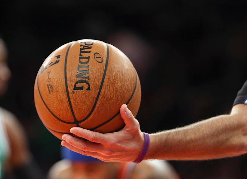 The NBA announced that there are no new cases inside the bubble. (Photo by Bruce Bennett/Getty Images)