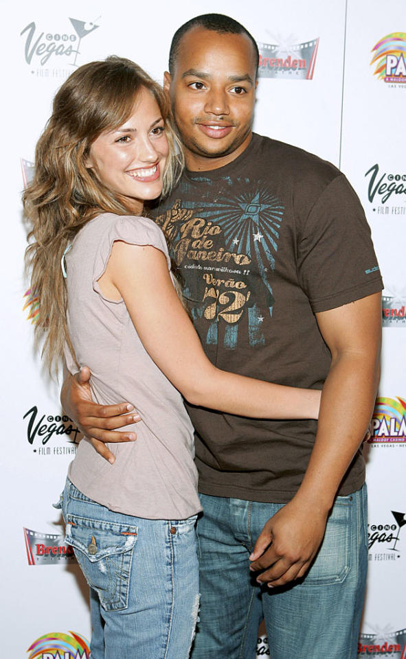 "In 2005, long before Minka Kelly's three-year relationship with pro baseball player Derek Jeter, which ended in 2011 but is reportedly back on again, the ""Friday Night Lights"" beauty dated ""Scrubs"" star Donald Faison."