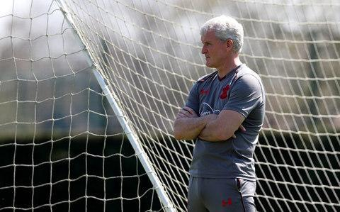 """For most clubs, reaching the FA Cup semi final is a delicious interruption from the day-to-day necessities of a league campaign. At Southampton this year, however, it is not like that. Four points adrift of safety with games running out, their six-year stay in the Premier League is in jeopardy. And their league position has cast a dark cloud over tomorrow's semi-final against Chelsea. """"It is a strange sort of feeling,"""" admits James Ward-Prowse, their long-serving midfielder. """"But as players we see it as a great opportunity to get to another final and it might be a nice distraction from the league. We played Chelsea the other day and got cruelly beaten, so a sort of revenge factor might be there for us. Regardless of the situation, we want to win this game."""" For Ward-Prowse, Southampton matters. He has been at St Mary's for 15 years, joining the academy as an eight-year-old in 2003, the year the club last reached the FA Cup final. As he sits in the magnificent new training facility in Marchwood, considering what might happen in his 202nd first-team game this weekend, he constantly refers to Southampton as """"a Premier League club"""". Given their current condition, that might seem a little optimistic. """"No,"""" he says. """"It's because we are a Premier League club, one that wants to be pushing on to European football."""" Yet, whatever the infrastructure might imply, this season results have suggested otherwise. Speaking before the team's latest goalless setback at Leicester on Thursday, he admits he is as bemused as anyone about what has gone wrong. """"I think the club has been on a massive journey over the past few years. I've seen it from the dark times of League One and the club nearly going out of business. That progression has been so vast and so impressive that, year on year, it's difficult to keep replicating. The target at the beginning of this season was to get back in Europe. Ward-Prowse has been with Southampton for 15 years since joining as an eight-year-old Credit: SOU"""