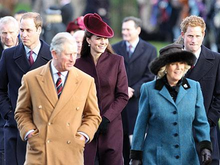 <p>The year Kate and William married also marked her debut at the Sandringham festivities (alongside Prince Charles, Camilla and Prince Harry). </p>
