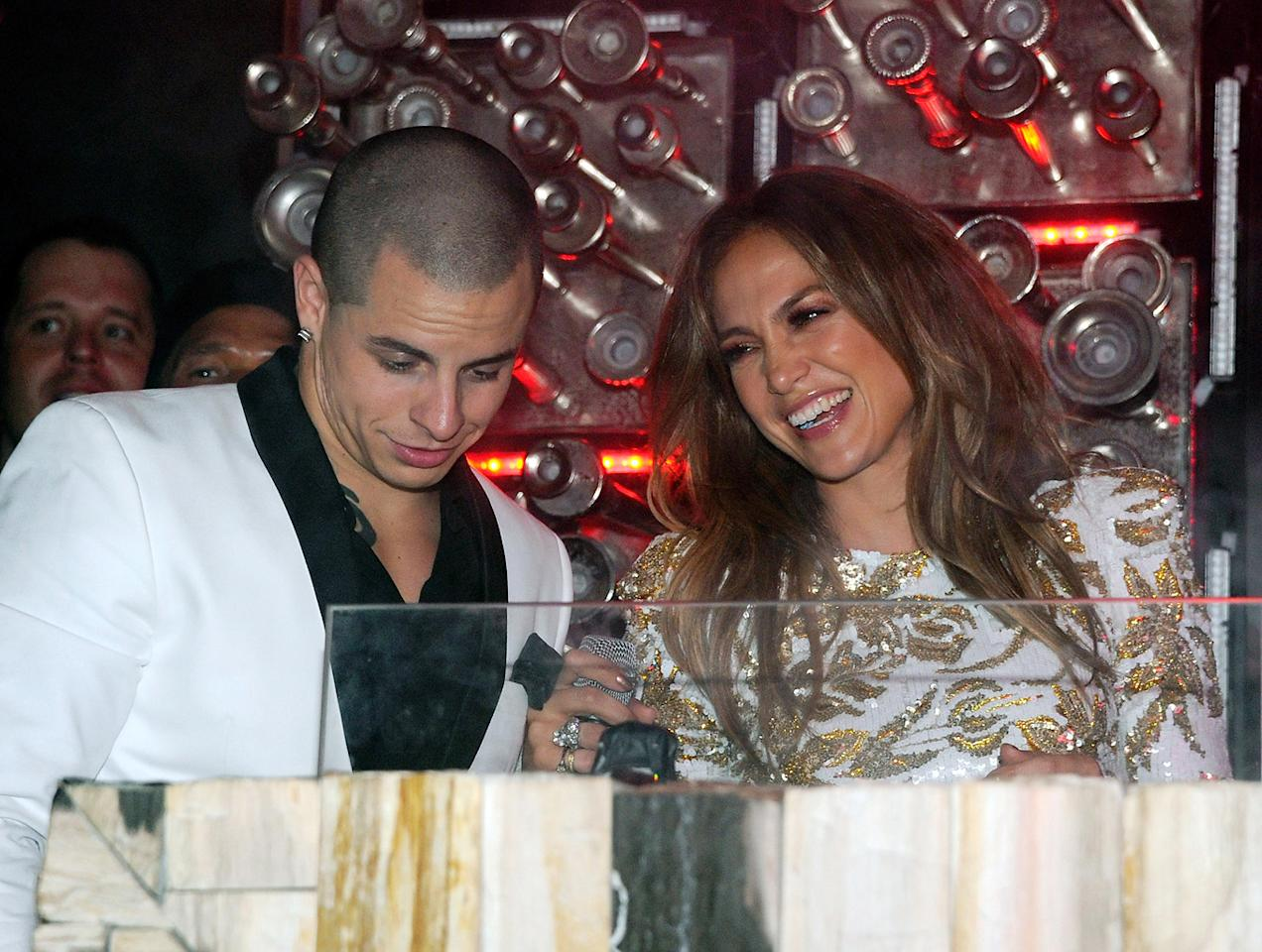 "<p class=""MsoPlainText"">Jennifer Lopez and Casper Smart ""are trying for a baby,"" reveals Star, which notes that she's already been ""telling her family and closest friends, 'I'm having a baby.'"" The magazine adds, Lopez ""would love nothing more than to become pregnant by Casper."" For when Lopez may announce her baby news, see what a J. Lo insider leaks to <a target=""_blank"" href=""http://www.gossipcop.com/jennifer-lopez-baby-casper-smart-pregnant-june-2012/"">Gossip Cop</a>.</p>"