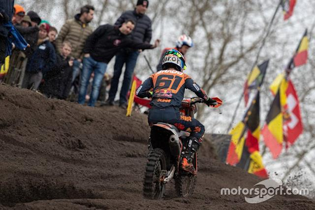 "Jorge Prado, Red Bull KTM Racing <span class=""copyright"">Ray Archer</span>"