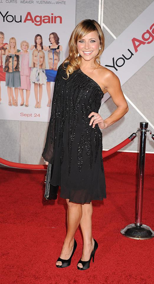 "<a href=""http://movies.yahoo.com/movie/contributor/1800413794"">Christine Lakin</a> attends the Los Angeles premiere of <a href=""http://movies.yahoo.com/movie/1810111331/info"">You Again</a> on September 22, 2010."