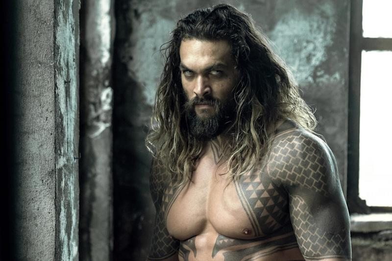 Momoa in Justice League (Credit: Warner Bros)