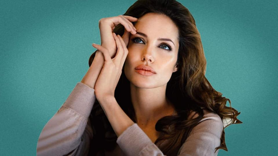 How Angelina Jolie transformed herself from being awkward to graceful