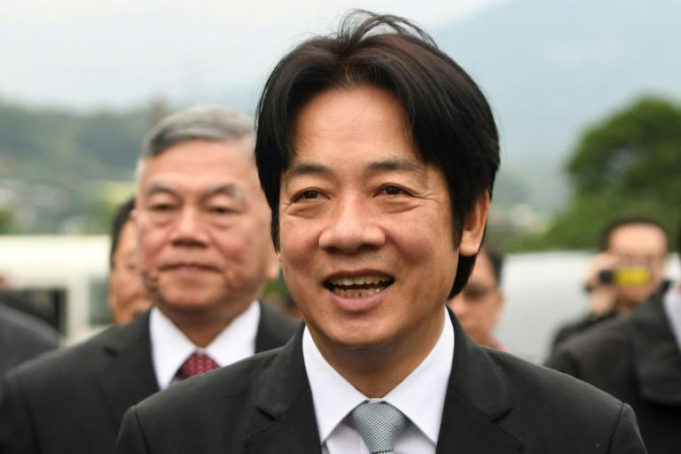 Taiwan Premier William Lai blamed pressure from China for Interpol's move to block the island from attending  next month's general assembly meeting in Dubai as an observer
