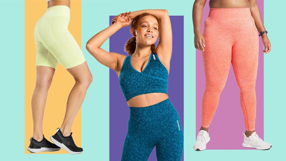 You Can Score Gymshark's Celeb-Approved Leggings for Just $13 Right Now