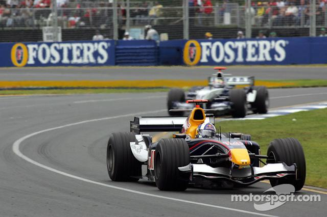 "David Coulthard <span class=""copyright"">Red Bull Racing</span>"