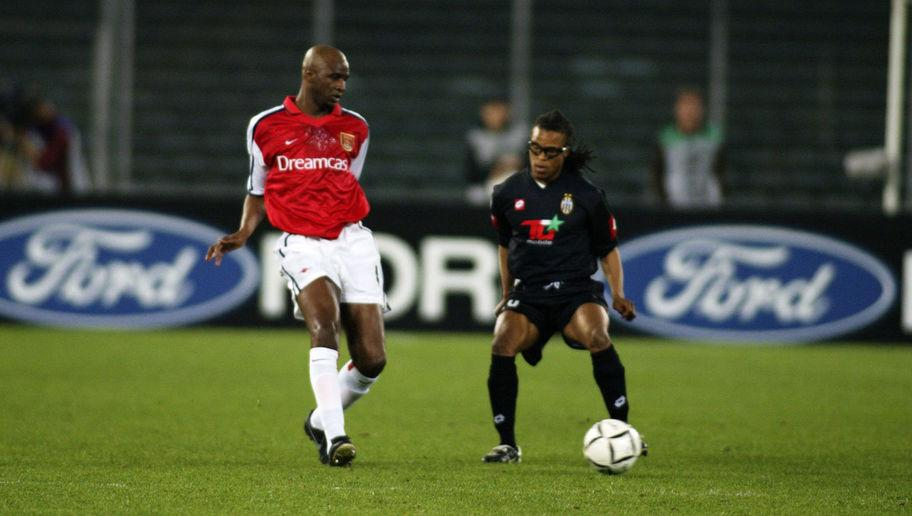 "​Former Arsenal captain Patrick Vieira has named legendary Dutch midfielder Edgar Davids as the one player he wanted to share a dressing room with.  The two players often crossed paths for both their national teams and at club level during their playing days. Whilst Vieira enjoyed a trophy-laden spell in the Premier League with the Gunners, Davids was unable to make it into England's top-flight, with Conference outfit Barnet the closest he ever came.  Patrick Vieira: ""The player I really loved..."