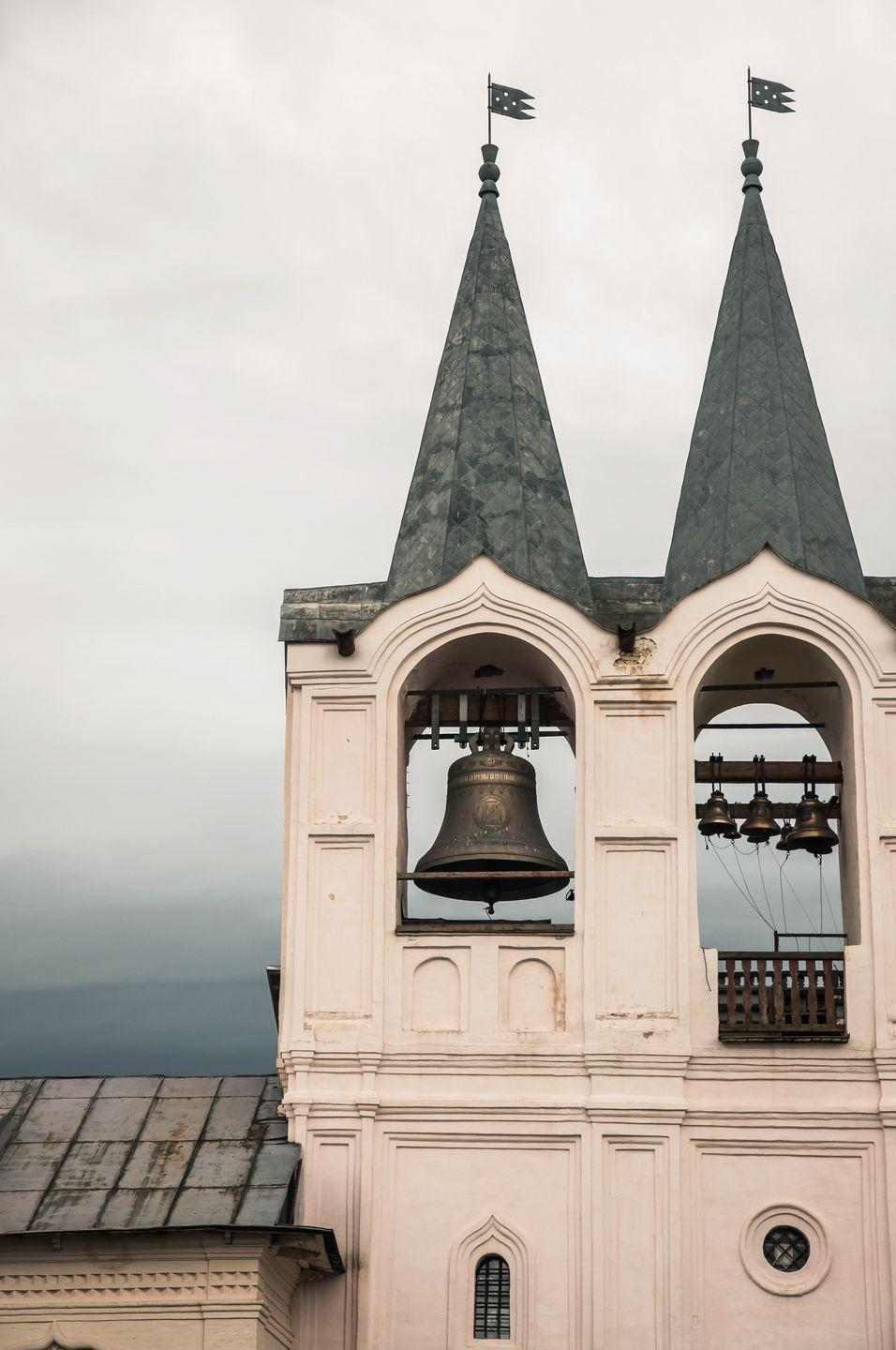 """<p>Churches across the world ring in the special day with <a href=""""https://www.nytimes.com/1933/04/15/archives/churches-filled-in-3hour-service-trinity-bell-tolls-33-times-as.html"""" rel=""""nofollow noopener"""" target=""""_blank"""" data-ylk=""""slk:33 bells tolls"""" class=""""link rapid-noclick-resp"""">33 bells tolls</a> in remembrance of Christ's years on Earth and to also commemorate his death.</p>"""