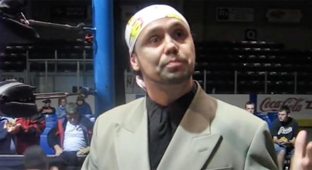 Jason Sensation made a few appearances in WWE in 1998.