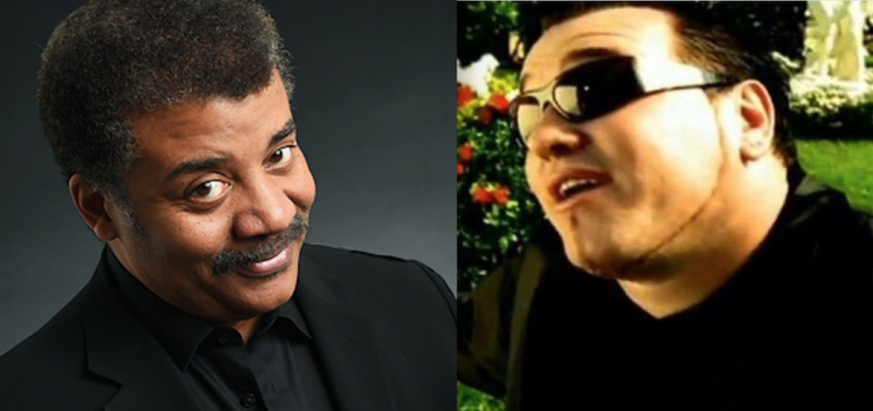 Neil deGrasse Tyson downplays recent mass shootings in tweet, Smash Mouth aren't having it