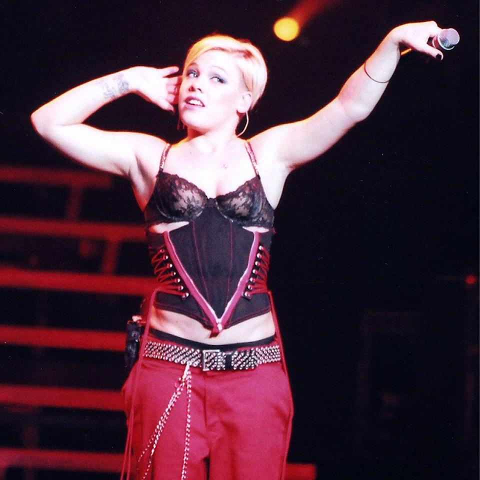 <p>Born on Sept. 8, 1979 as Alecia Beth Moore, the star started singing in Philadelphia nightclubs when she was just 14 years old. </p> <p>Before going solo, the star was part of two R&B groups: First there was Basic Instinct (which never released music) and then the girl band Choice, when she was 16.</p>