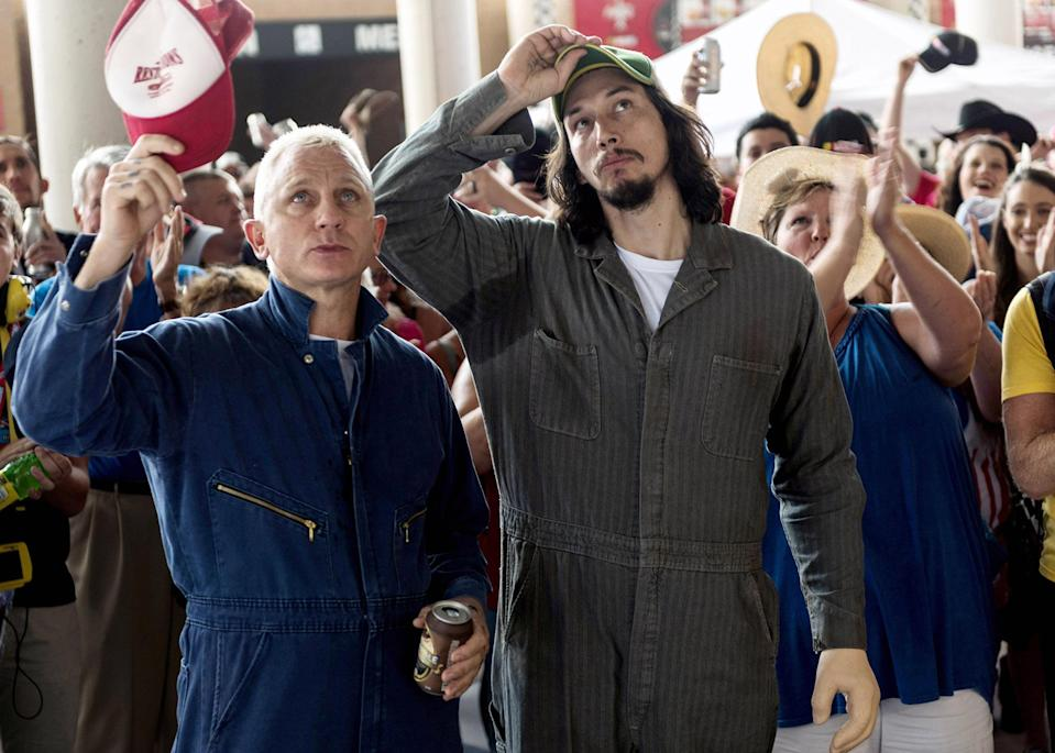 <p>Expect Steven Soderbergh's hillbilly heist movie to become a cable staple for years to come, right alongside easy-breezy capers like <em>The Italian Job </em>and the director's three <em>Ocean's </em>adventures. It's almost criminal how much fun Soderbergh and his cast — including Channing Tatum, Adam Driver, and some newcomer named Daniel Craig — are having, and their obvious enthusiasm ensures that audiences at home won't feel ripped off. <em>— E.A. </em>(Photo: Everett Collection) </p>