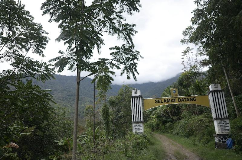Bone-Bone village looks like any other rural hamlet in Indonesia, but it is an unlikely champion in the fight against smoking in one of the world's most tobacco-addicted countries (AFP Photo/Cening Unru)