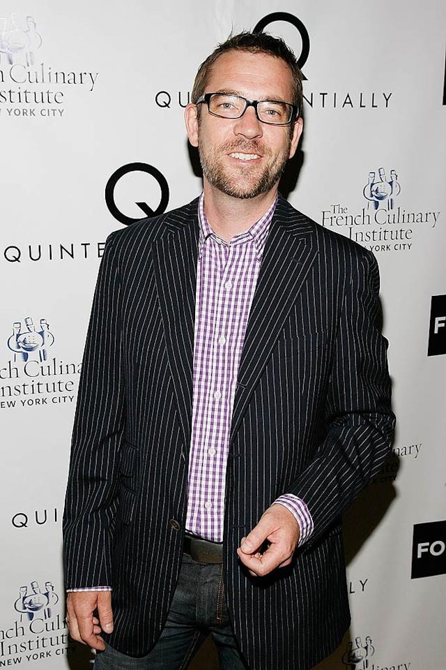 "Fellow foodie Ted Allen (""Chopped"") rose to stardom in 2003 when he was cast as the culinary and wine connoisseur on Bravo's groundbreaking show, ""Queer Eye for the Straight Guy."" Joe Kohen/<a href=""http://www.wireimage.com"" target=""new"">WireImage.com</a> - June 9, 2009"
