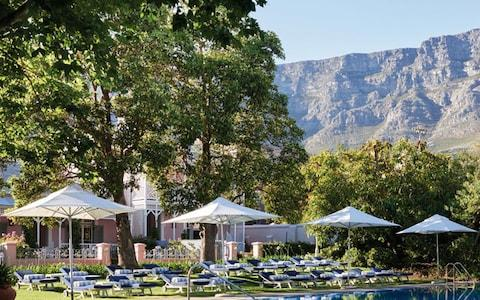 Belmond Mount Nelson Hotel, Cape Town - Credit: ETCHED SPACE