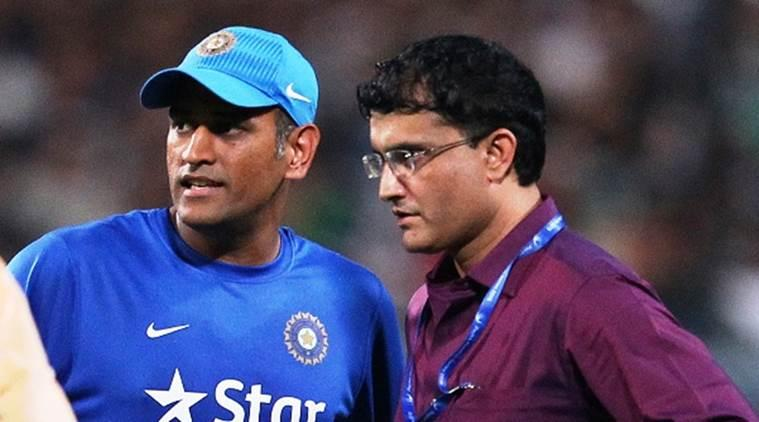 MS Dhoni central contract, Sourav Ganguly on Dhoni, BCCI contract, MS Dhoni BCCI contract, Dhoni Ganguly