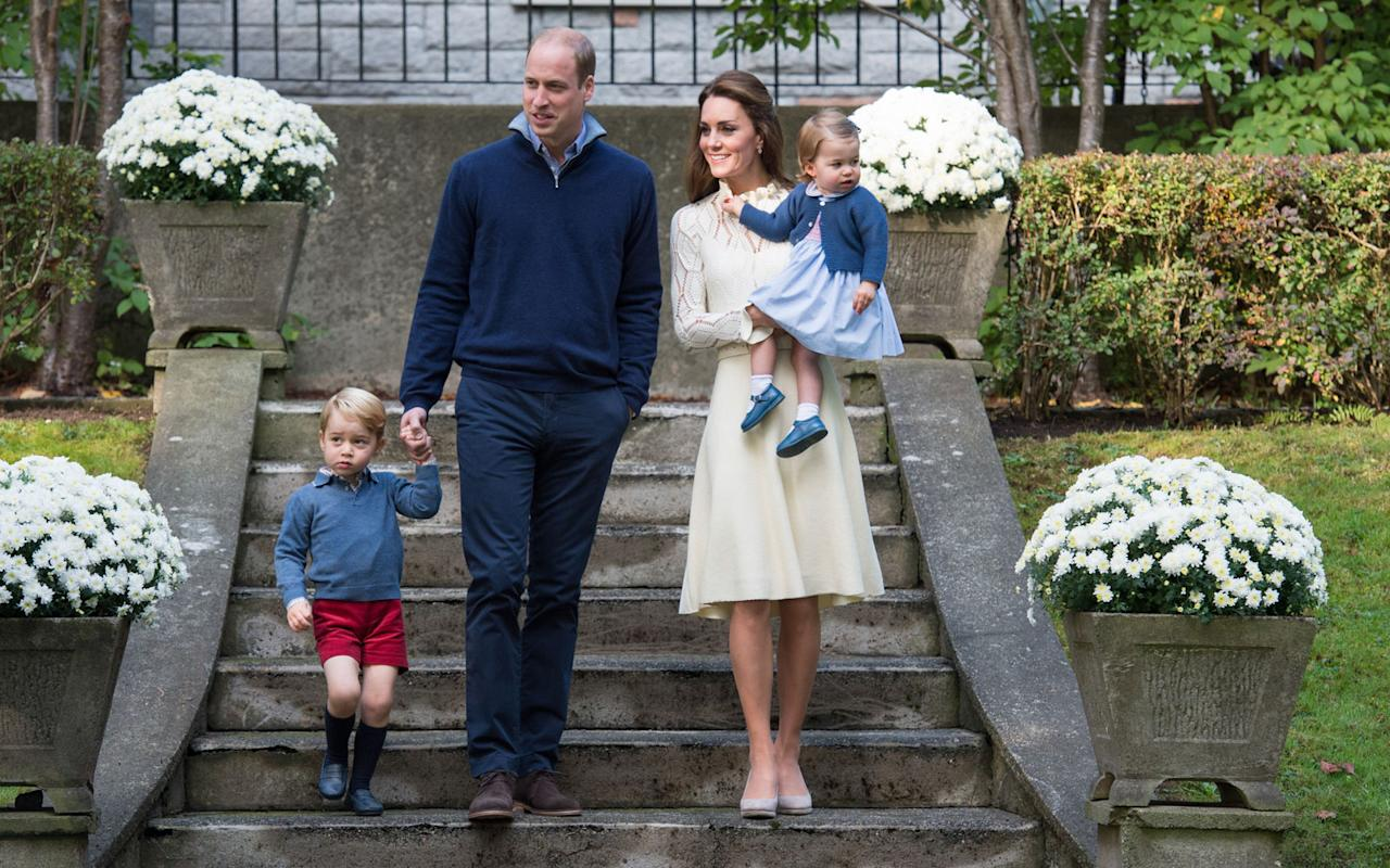 Photos From the British Royal Family's Trip to Canada