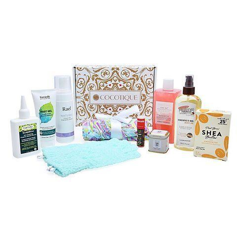 """<p>With the perfect mix of beauty, lifestyle, self-care, and wellness products, this subscription box is always a hit. For $25, you get a mix of five to eight sample and full-sized items to your door each month. </p><p><a class=""""link rapid-noclick-resp"""" href=""""https://www.cocotique.com/"""" rel=""""nofollow noopener"""" target=""""_blank"""" data-ylk=""""slk:SHOP"""">SHOP</a></p><p><a href=""""https://www.instagram.com/p/CCMOSHohYgz/"""" rel=""""nofollow noopener"""" target=""""_blank"""" data-ylk=""""slk:See the original post on Instagram"""" class=""""link rapid-noclick-resp"""">See the original post on Instagram</a></p>"""