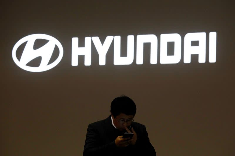 Hyundai Motor halts work at factory after worker tests positive for coronavirus