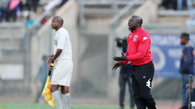The Matsatsantsa mentor is taking nothing for granted ahead of their MTN8 clash against Amakhosi