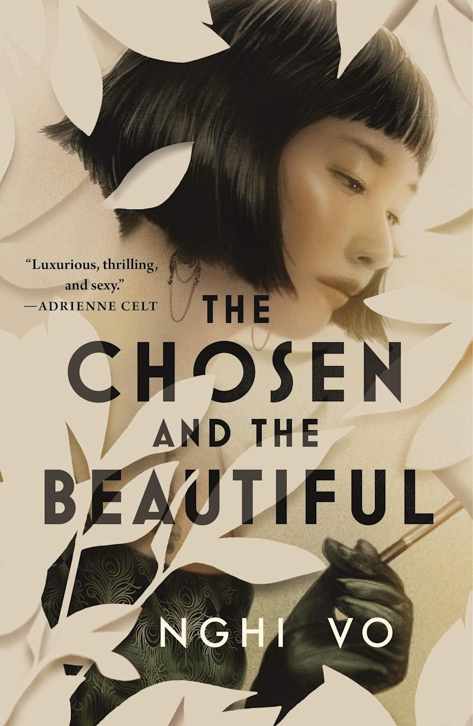 <p><strong>The Great Gatsby</strong> gets a long-overdue makeover in Nghi Vo's <span><strong>The Chosen and the Beautiful</strong></span>. Jordan Baker comes from a wealthy family and lives the life of a socialite during the Jazz Age, but she's also queer, adopted, and Asian, making her a curiosity to her friends. Even though the odds are stacked against her, Jordan is about to embark on a journey of self-discovery that's downright magical.</p> <p><em>Out June 1</em></p>