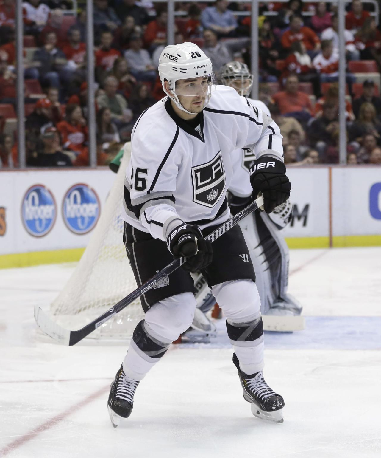 Slava Voynov 'clearly did not hit her' says lawyer (Yahoo Sports Exclusive)