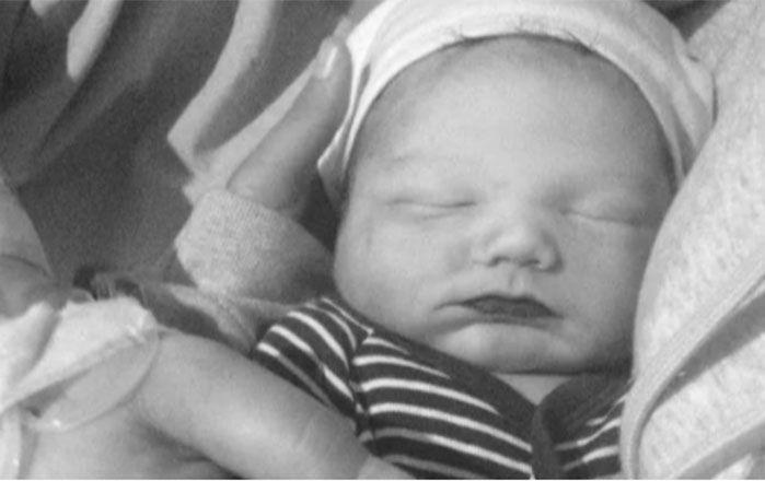 Baby Nixon Tonkin died shortly after delivery