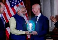 FILE PHOTO: Special Report AMAZON-INDIA/OPERATION
