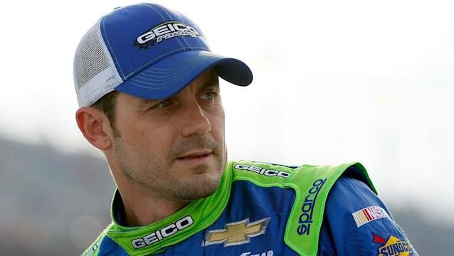 Casey Mears says Marcos Ambrose's punch 'got me pretty good'