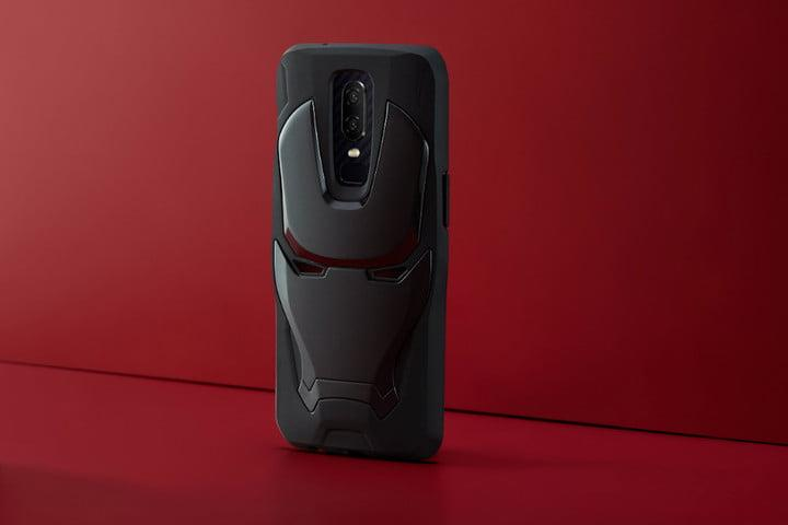oneplus 6 news avengers iron man