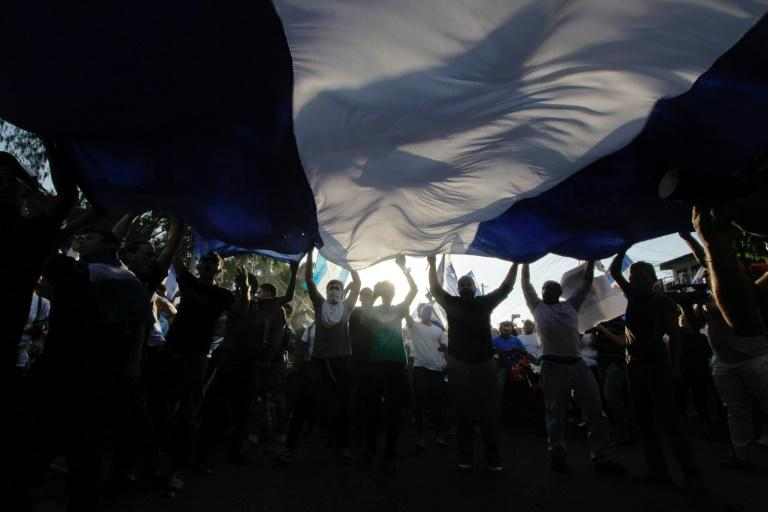 Mass street protests are rare in Nicaragua, where the army maintains a very tight grip on public order, but dissatisfaction has been bubbling over in recent months