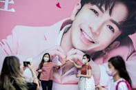 The 12-piece boy band Mirror has stirred a frenzy in Hong Kong, where many are desperate for both a happy escape and a source of local pride