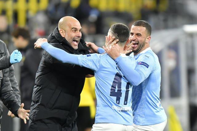 City came of age in Europe with their victories over Dortmund and PSG